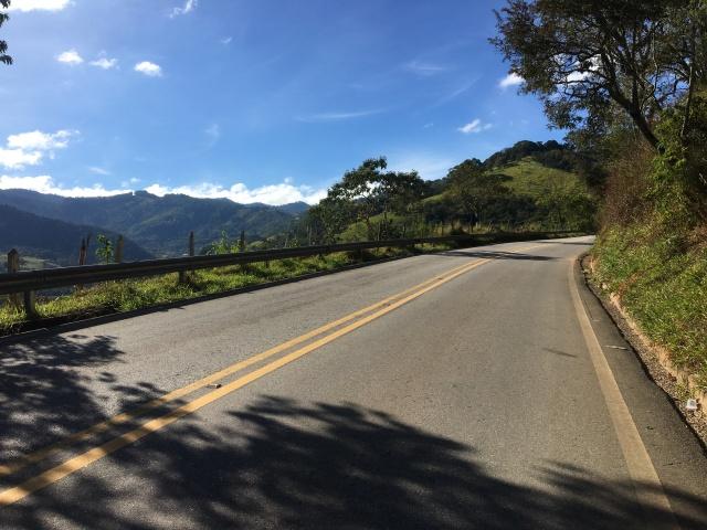 Serra Velha de Campos - Km 4 --> 5%