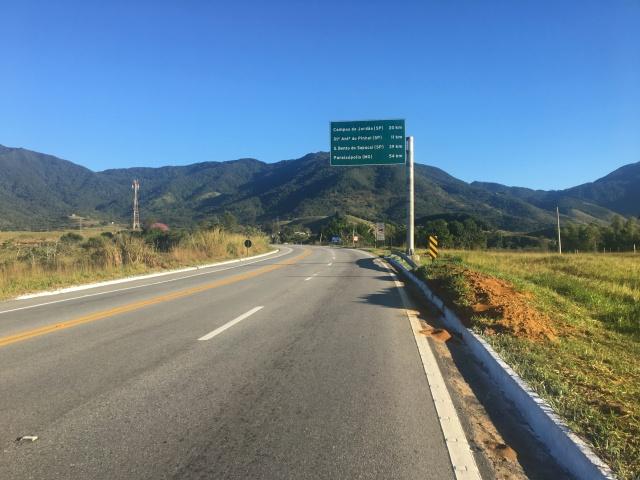 Começo da Serra Nova de Campos