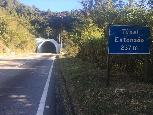 Túnel Serra Nova de Campos