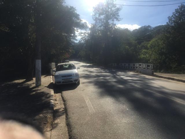 Km 03 - Saída -