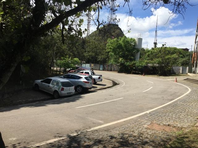 Alto do Pico do Jaraguá - Estacionamento