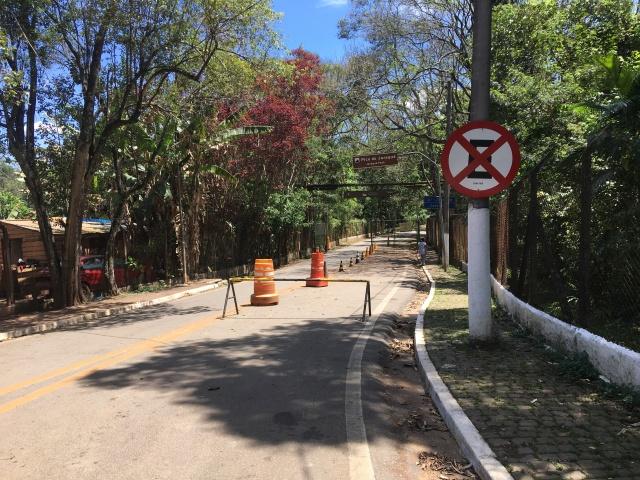 Entrada Parque do Parque Pico do Jaraguá - SP