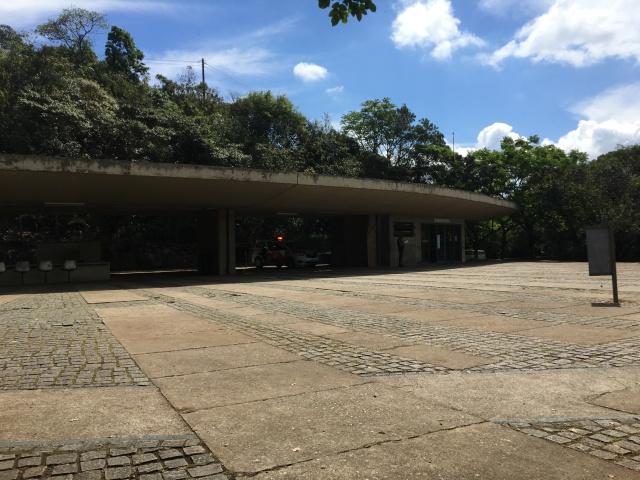 Pico do Jaraguá - Estrutura