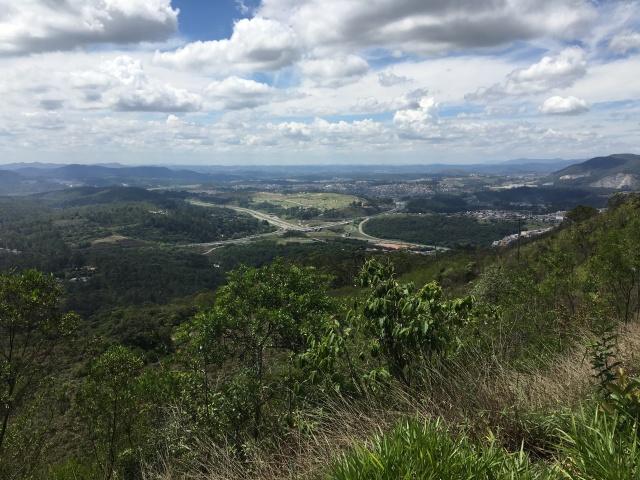 Vista Pico do Jaraguá - Cidade de São Paulo